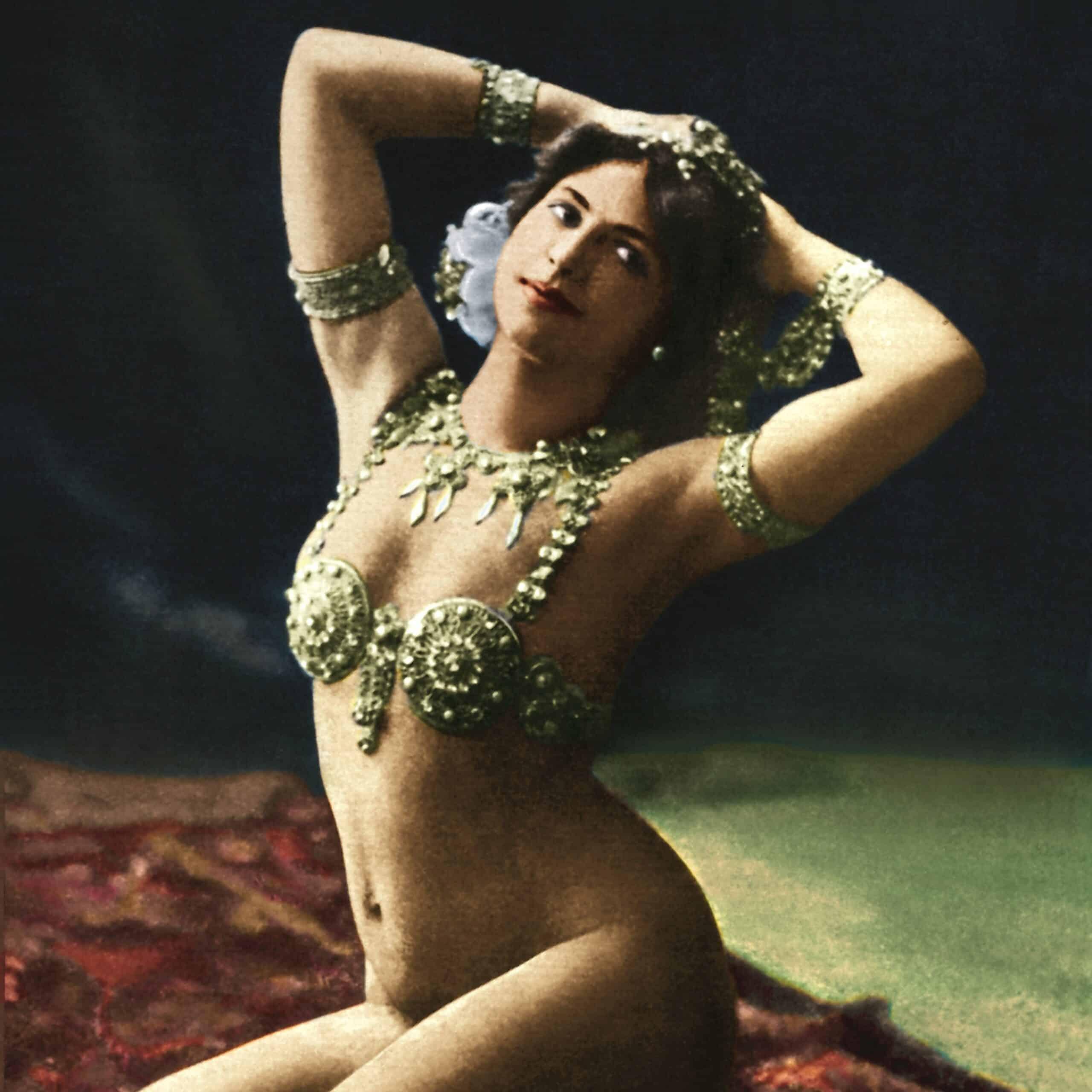 Het versluierde leven van Mata Hari