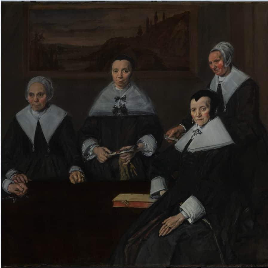 Frans Hals: broddelaar of genie?
