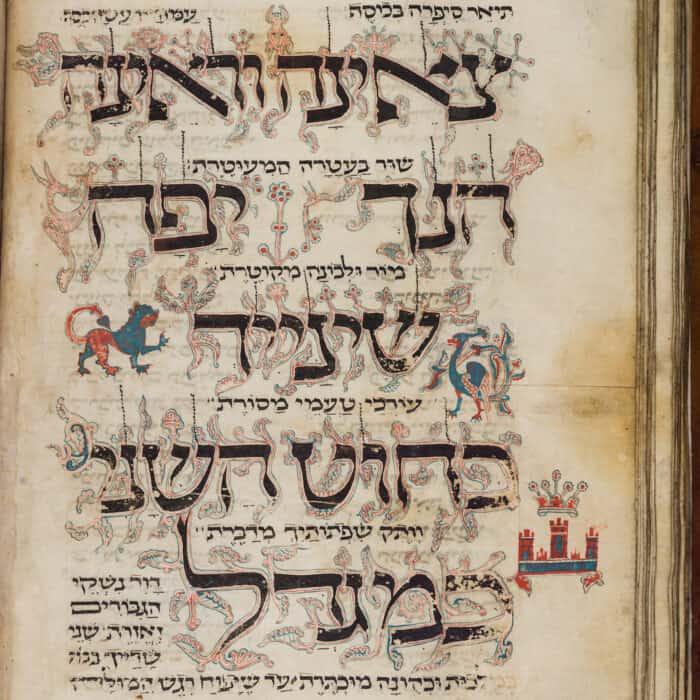 De reis van een eeuwenoud gebedenboek